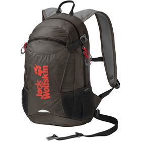 Jack Wolfskin Velocity 12 Backpack, brownstone